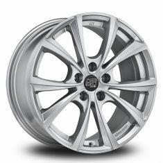 MSW 27T Silver Full Silver 18/8,5