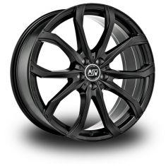 MSW 48 Black MATT BLACK 17/7.5