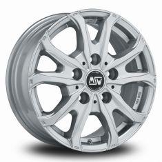 MSW 48 Van Silver FULL SILVER 16/6.5