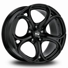 MSW 82 Black GLOSS BLACK 18/8