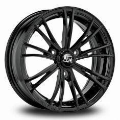 MSW X2 Black GLOSS BLACK 15/5.5