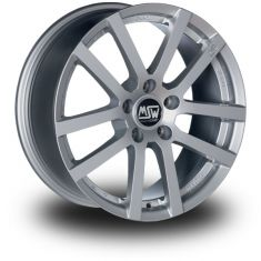 MSW 22 Full-Silver 16/6,5