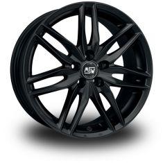 MSW 24-Black Matt-Black 17/8