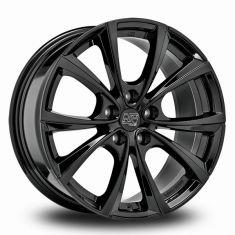 MSW 27T-Black Gloss-Black 18/8,5