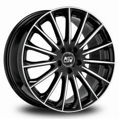 MSW 30-Black-Polished Black-Full-Polished-(gbfp) 18/8,5