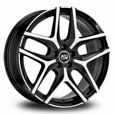MSW 40-Black-Polished Black-Full-Polished-(gbfp) 19/7,5