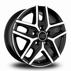 MSW 40-Van-Black-Polished Gloss-Black-Full-Polished 16/6,5