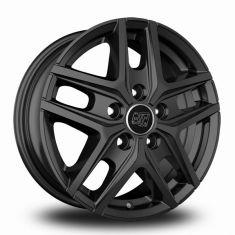 MSW 40-Van-Dark-Grey Gloss-Dark-Grey 16/6,5