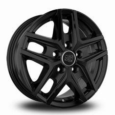 MSW 40-Van-Gloss-Black Gloss-Black 16/6,5