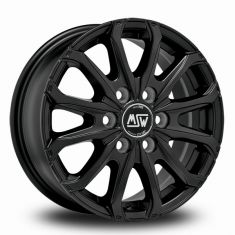 MSW 48-Van-6H-Black Matt-Black 16/6,5