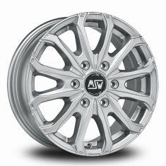 MSW 48-Van-6H-Silver Full-Silver 16/6,5