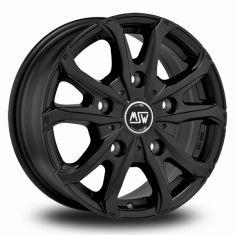 MSW 48-Van-Black Matt-Black 16/6,5
