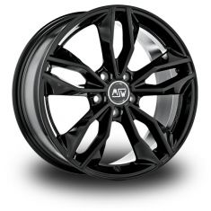 MSW 71-Black Gloss-Black 19/8,5