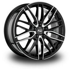 MSW 72-Black-Polished Black-Full-Polished-(gbfp) 18/8