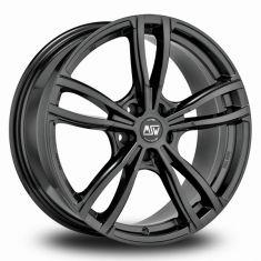 MSW 73-Dark-Grey Gloss-Dark-Grey 18/8,5