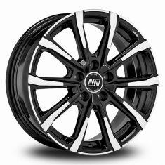 MSW 79-Black-Polished Black-Full-Polished-(gbfp) 17/7