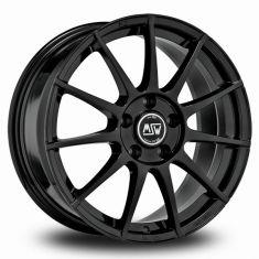 MSW 85-Gloss-Black Gloss-Black 16/6,5