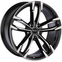 Ocean Wheels F5 Black Polish 19/9.5