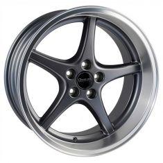 Ocean Wheels MK18 Antracit polish 18/8.5