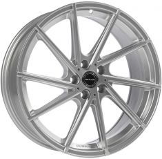 Ocean Wheels OC-01 Bright silver 19/8.5