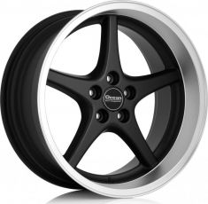Ocean Wheels MK18 mat black 18/8.5