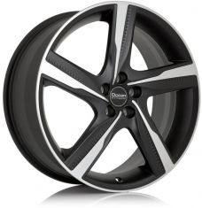 Ocean Wheels Orkan (Not O.E.M) Mat black polish 22/9.0