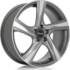 Ocean Wheels Storm (Not O.E.M) antracit front polished 18/8.0