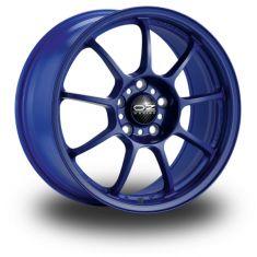 OZ Alleggerita HLT Matt Blue MATT BLUE 18/8.5
