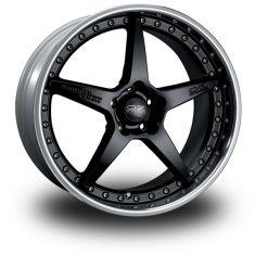 OZ Crono III black MATT BLACK 19/10