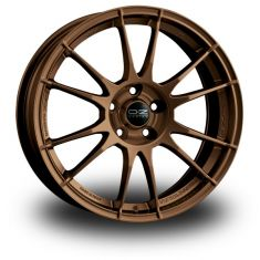 OZ Ultraleggera Bronze MATT BRONZE 17/7.5