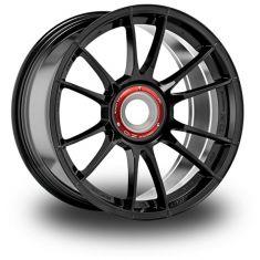 OZ Ultraleggera HLT CL Gloss Black GLOSS BLACK 19/12