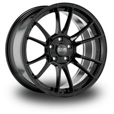 OZ Ultraleggera HLT Gloss Black GLOSS BLACK 19/8.5