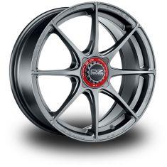 OZ Formula HLT/4 Grigio Corsa 17/7