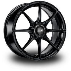 OZ Formula HLT/4 Black Matt Black 17/7,5
