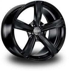OZ Montecarlo HLT Black Matt Black 20/9,5