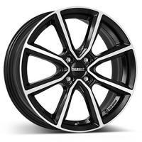 DEZENT TN-dark Black-polished 16060