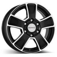 DEZENT Van-dark Black-polished 16065