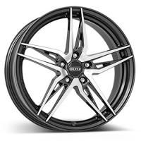 DOTZ Interlagos-dark Gunmetal-polished 18075