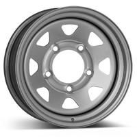 DOTZ 4X4 Dakar Silver 15070