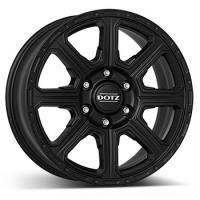 DOTZ 4X4 Kalahari-black Black-matt 16070