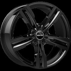 GMP Reven Black shiny 20/8,5