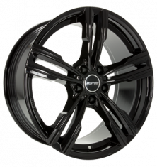 GMP Reven shiny-black 19/8.0