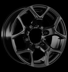 GMP Sj15 glossy-black 15/5.5