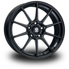 Sparco Assetto Gara Black MATT BLACK 16/7