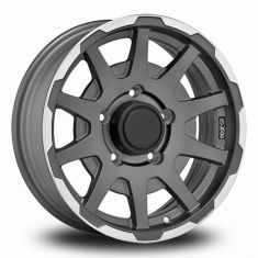 Sparco Dakar Graphite Polished Matt Graphite Polished 16/5,5