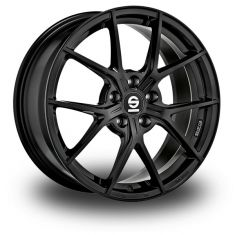 Sparco Podio Gloss Black 18/8