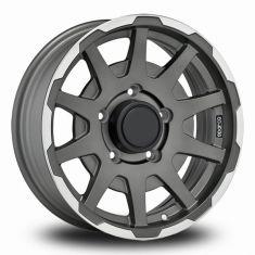 Sparco Dakar-Graphite-Polished Matt-Graphite-Polished 16/5,5