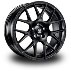 Sparco Pro-Corsa Matt-Dark-Titanium 18/8