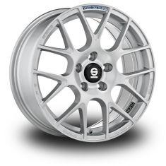 Sparco Pro-Corsa-Silver Full-Silver 18/8
