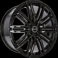 GMP Targa-S Black shiny 20/8,5